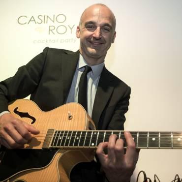 Cesare Bonfiglio – CHITARRA & DIREZIONE
