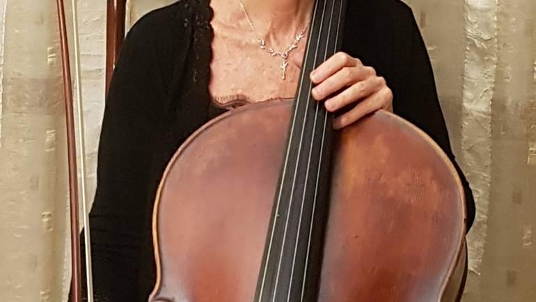 Christine Cullen – VIOLONCELLO